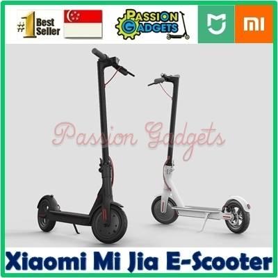 xiaomi mi jia electric scooter mijia e scooter. Black Bedroom Furniture Sets. Home Design Ideas