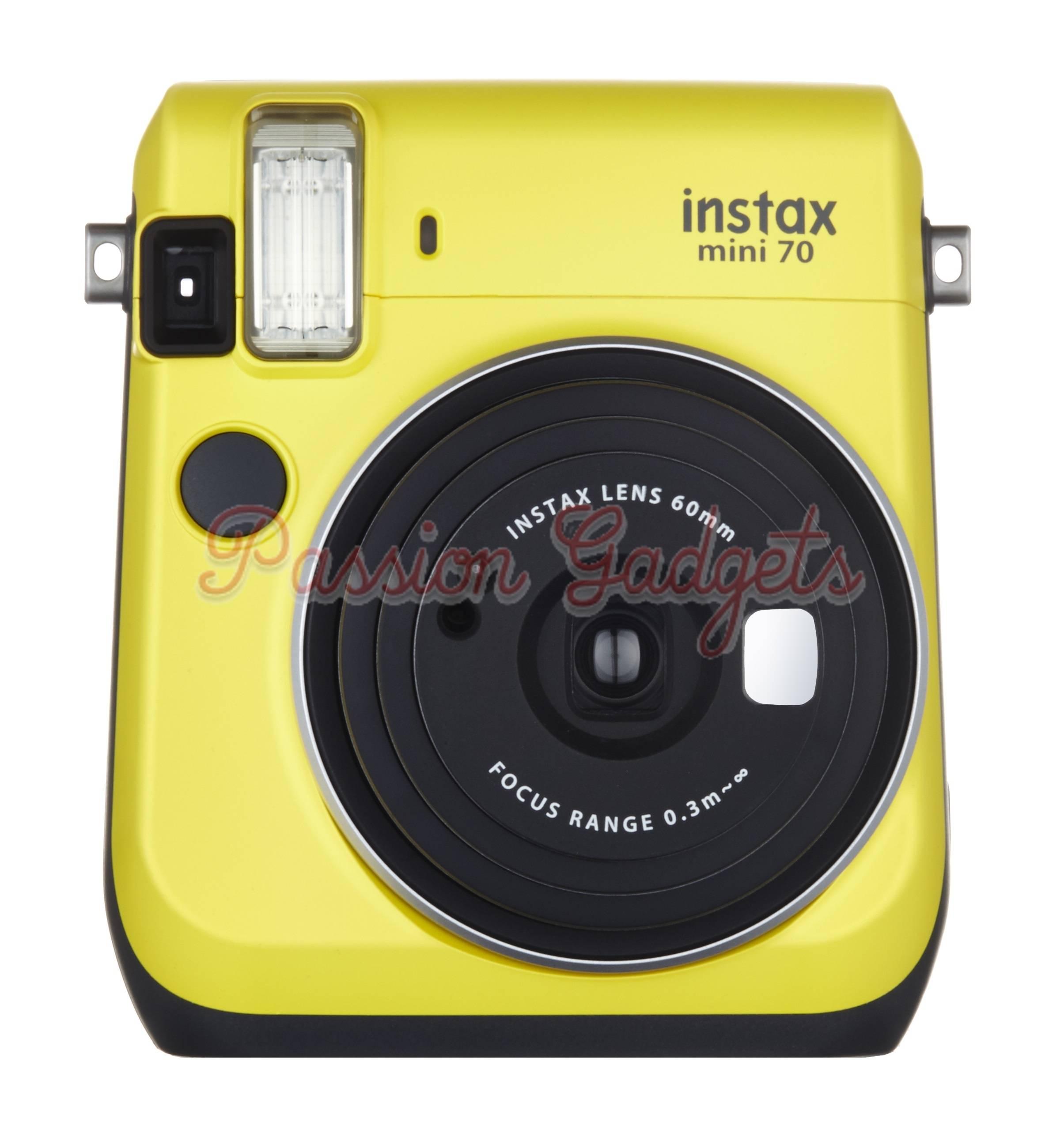 READY STOCK! NEW Mini 70 Canary Yellow FREE Gift #B3AB18